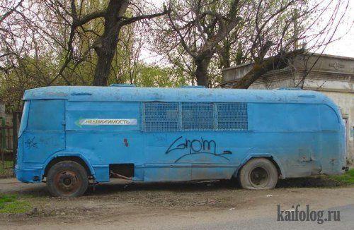 Подборка автомобильных приколов)))) - фото 39