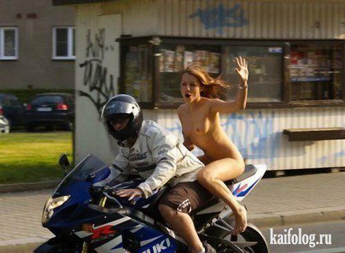Подборка автомобильных приколов)))) - фото 10