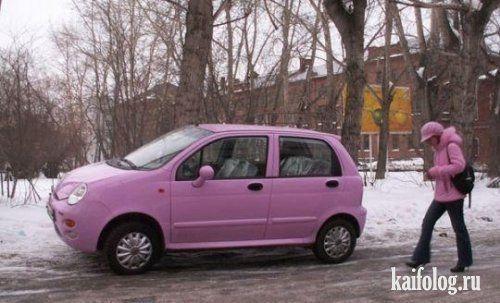 Подборка автомобильных приколов)))) - фото 12