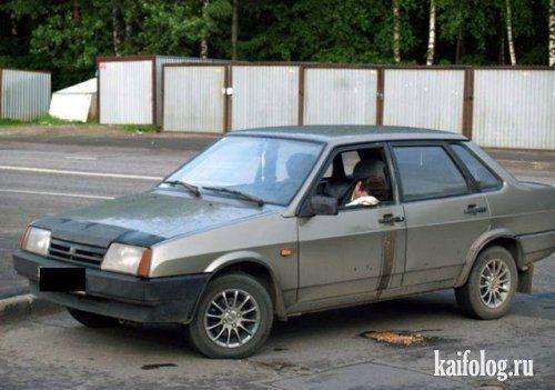 Подборка автомобильных приколов)))) - фото 6