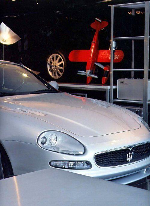Современный гараж из стекла от Brunete Fraccaroli - фото 4