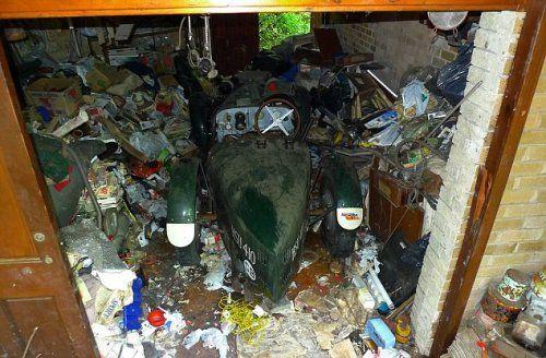 В гараже была найдена ценная вещь - фото 4