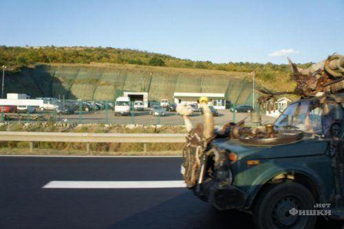 Сербский народный автомобиль на базе Лада Нива  - фото 2
