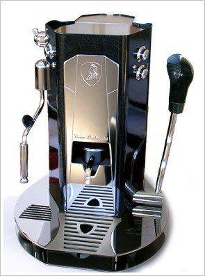 Lamborghini начнет выпуск кофейных аппаратов