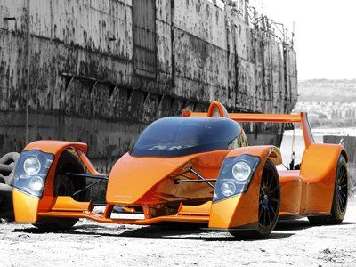 Caparo T1 или килограммы и лошадиные силы - фото 3
