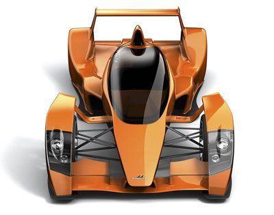 Caparo T1 или килограммы и лошадиные силы - фото 5