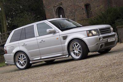 Range Rover Sport по-немецки - фото 1