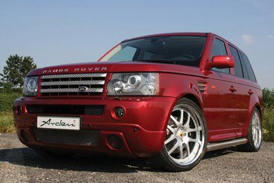 Range Rover Sport по-немецки - фото 2
