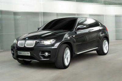 BMW X6 во плоти - фото 7