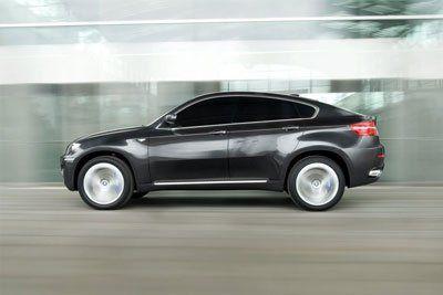 BMW X6 во плоти - фото 9