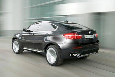 BMW X6 во плоти - фото 11