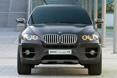 BMW X6 во плоти - фото 8