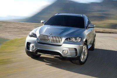 BMW X6 во плоти - фото 10