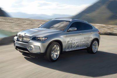 BMW X6 во плоти - фото 4