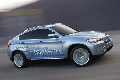 BMW X6 во плоти - фото 13