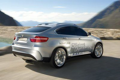 BMW X6 во плоти - фото 14