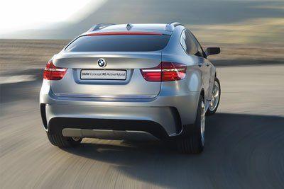 BMW X6 во плоти - фото 1