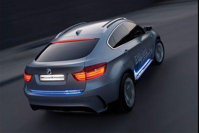 BMW X6 во плоти - фото 12