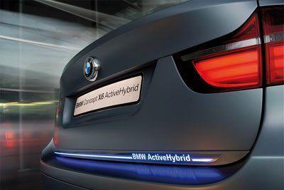 BMW X6 во плоти - фото 2