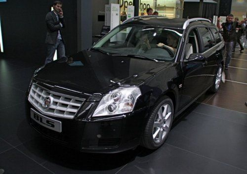 Новый Cadillac BLS wagon - фото 7