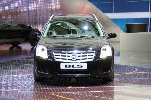 Новый Cadillac BLS wagon - фото 5