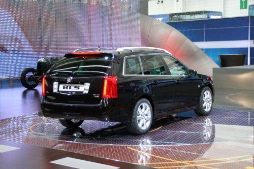 Новый Cadillac BLS wagon - фото 6