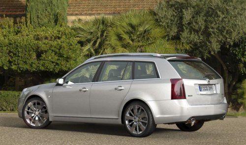 Новый Cadillac BLS wagon - фото 4