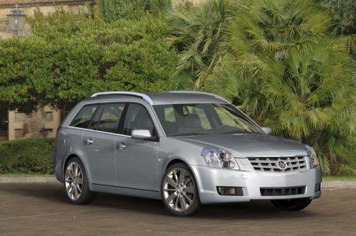Новый Cadillac BLS wagon - фото 1