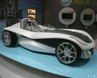 Peugeot Flux - 4000 конкурсантов, один победитель - фото 1