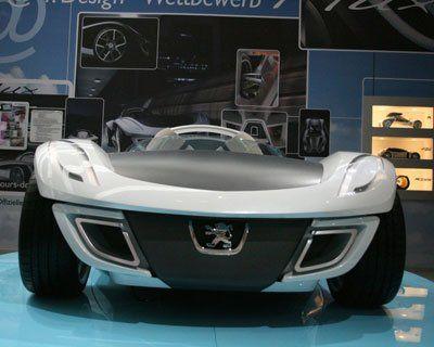 Peugeot Flux - 4000 конкурсантов, один победитель - фото 3