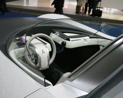 Peugeot Flux - 4000 конкурсантов, один победитель - фото 2