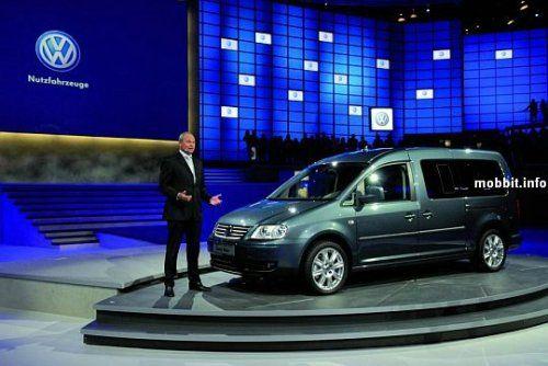 Восемь новых автомобилей от концерна Volkswagen group - фото 8