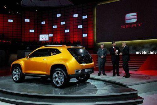 Восемь новых автомобилей от концерна Volkswagen group - фото 3