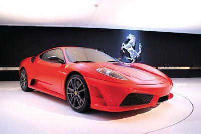 Ferrari F430 Scuderia - фото 7