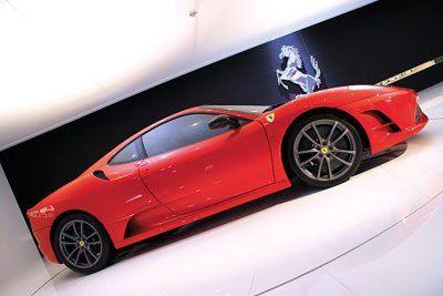 Ferrari F430 Scuderia - фото 15
