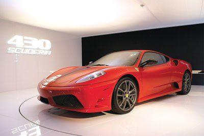 Ferrari F430 Scuderia - фото 9