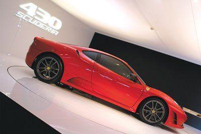 Ferrari F430 Scuderia - фото 11