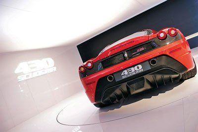 Ferrari F430 Scuderia - фото 6