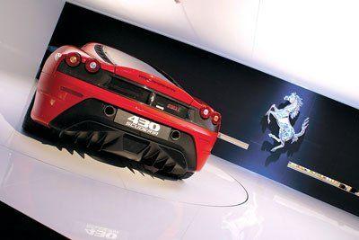 Ferrari F430 Scuderia - фото 8