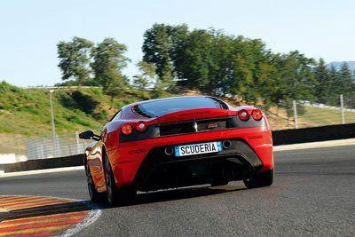 Ferrari F430 Scuderia - фото 13