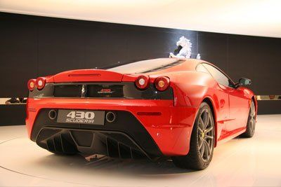 Ferrari F430 Scuderia - фото 1
