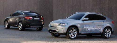 Концептуальный BMW X6 будет лучшим в своем классе! - фото 5