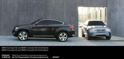 Концептуальный BMW X6 будет лучшим в своем классе! - фото 12