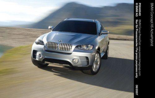 Концептуальный BMW X6 будет лучшим в своем классе! - фото 4