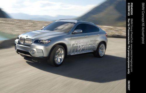 Концептуальный BMW X6 будет лучшим в своем классе! - фото 6