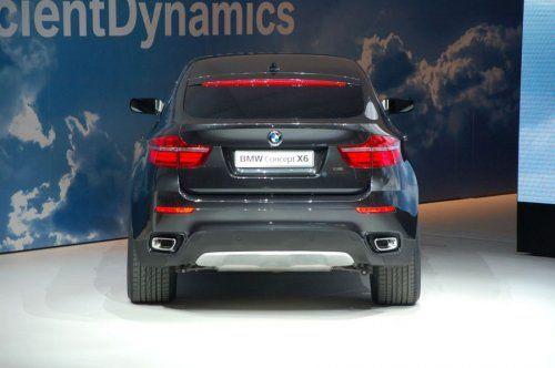 Концептуальный BMW X6 будет лучшим в своем классе! - фото 3