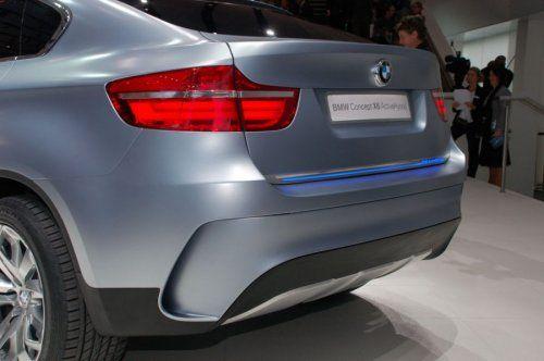 Концептуальный BMW X6 будет лучшим в своем классе! - фото 1