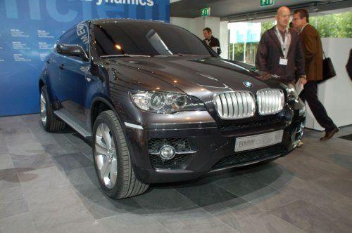 Концептуальный BMW X6 будет лучшим в своем классе! - фото 2