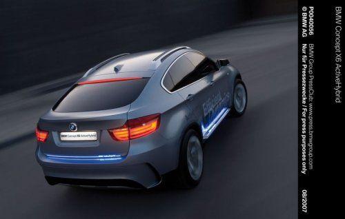 Концептуальный BMW X6 будет лучшим в своем классе! - фото 11