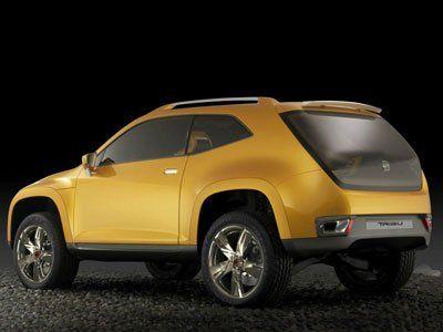 Seat Tribu - дизайнерский гибрид - фото 8
